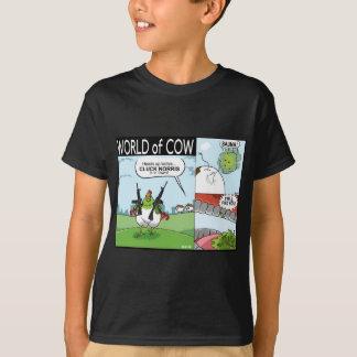 Gluckern Norris, eine Sauna und ICH FINDEN SIE! T-Shirt