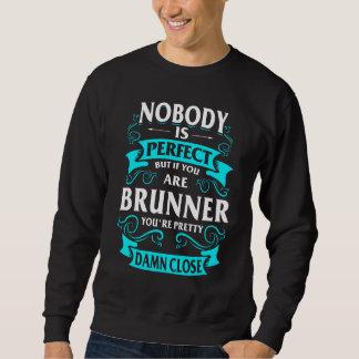 Glücklich, BRUNNER T-Shirt zu sein