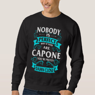 Glücklich, CAPONE T-Shirt zu sein