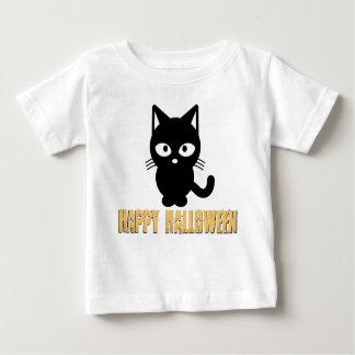 Glücklich mein erstes Halloween-Kürbisbaby-Shirt Baby T-shirt