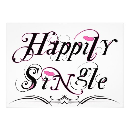 Single Glücklich