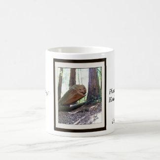 Glückliche Baum-Tasse Tasse