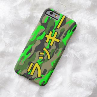 Glückliche Camouflage durch ilya konyukhov Barely There iPhone 6 Hülle