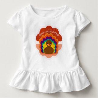 Glückliche die kleinkind t-shirt