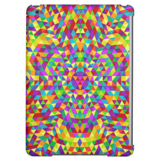Glückliche Dreieck-Mandala 2