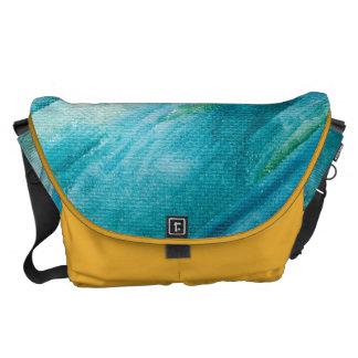 Glückliche Farbbote-Tasche Kurier Taschen