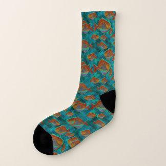 Glückliche Fischen-Socken Socken