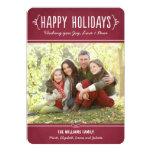 Glückliche Freude-Liebe-Friedenswünsche der Feiert Einladungskarte