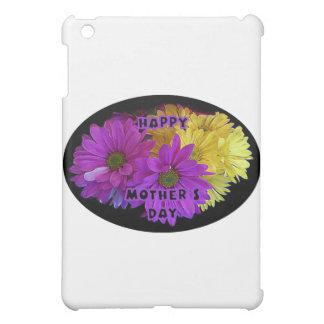 Glückliche Gänseblümchen der Mutter Tagesdie iPad Mini Schale