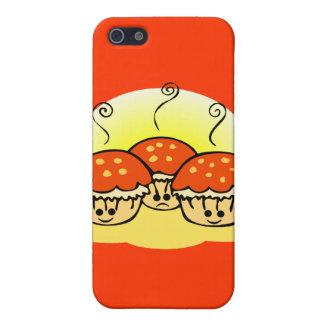 Glückliche glückliche traurige Muffins Hülle Fürs iPhone 5