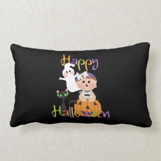 Glückliche Halloween-Baby-Freunde Lendenkissen