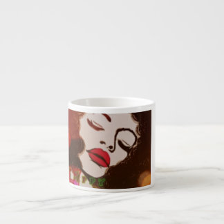 Glückliche Hedz Espresso-Tasse Espressotasse