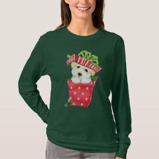 Glückliche Howliday Baumwolle T-Shirt