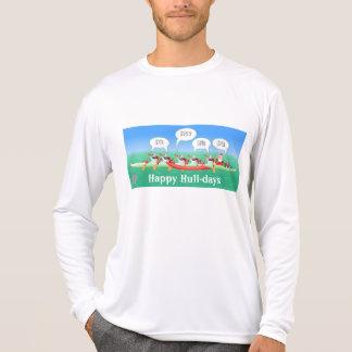 Glückliche Huli-Tage T-Shirt