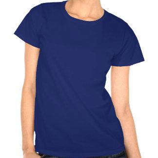 Glückliche Hummel-Biene T-Shirts