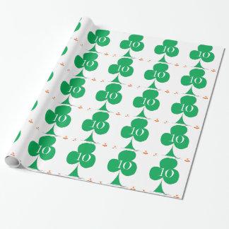 Glückliche Iren 10 der Vereine, tony fernandes Geschenkpapier
