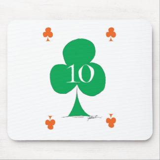 Glückliche Iren 10 der Vereine, tony fernandes Mousepad