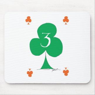 Glückliche Iren 3 der Vereine, tony fernandes Mousepads