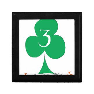 Glückliche Iren 3 der Vereine, tony fernandes Schmuckschachtel