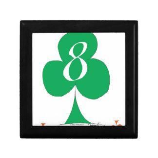 Glückliche Iren 8 der Vereine, tony fernandes Schmuckschachtel