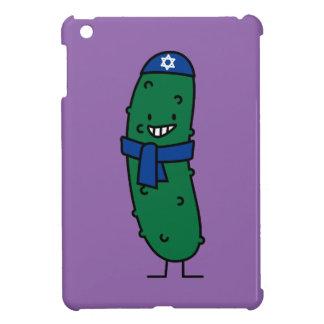 Glückliche jüdische Essiggurken-Essiggurken iPad Mini Hüllen