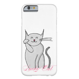 Glückliche Katze iPhone Abdeckung 6/6s Barely There iPhone 6 Hülle