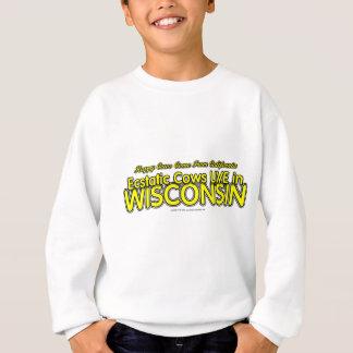 Glückliche Kühe Sweatshirt