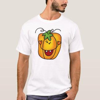 Glückliche Kürbislaterne T-Shirt