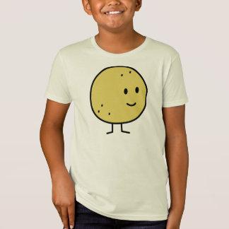Glückliche lächelnde Pampelmusen-Früchte T-Shirt
