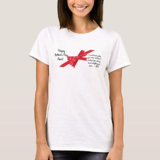 Glückliche Mamma der Mutter Tages! Kundengerechtes T-Shirt