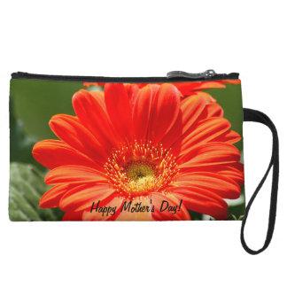Glückliche Minihandtasche der Mutter Tages
