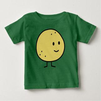 Glückliche Pampelmusen-Früchte Baby T-shirt