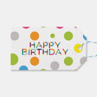 Happy Dots Happy Birthday