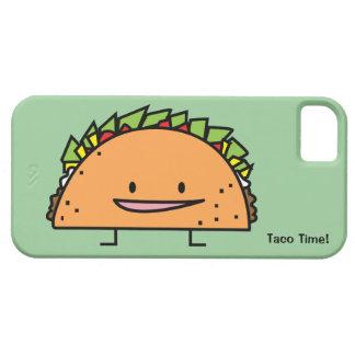 Glückliche Tacomais-Muschelrindfleischfleisch Schutzhülle Fürs iPhone 5