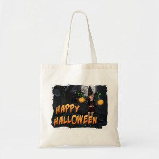 Glückliche Tasche Halloweens Skye