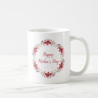 Glückliche Tasse der Mutter Tages