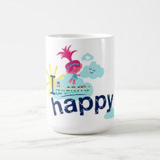 Glückliche Träume der Schleppangel-| Kaffeetasse
