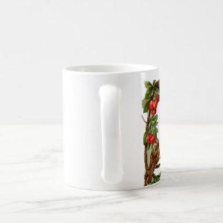 Glückliche vegetarische TagTasse Kaffeetasse