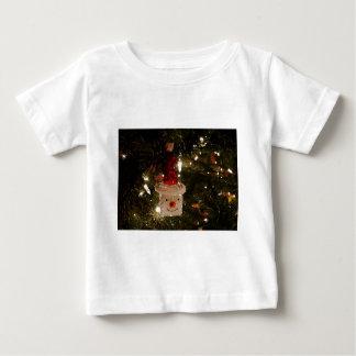 Glückliche Verzierung Baby T-shirt