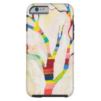 Glückliche wenig Baum-Telefon-Kasten MaryLea Tough iPhone 6 Hülle