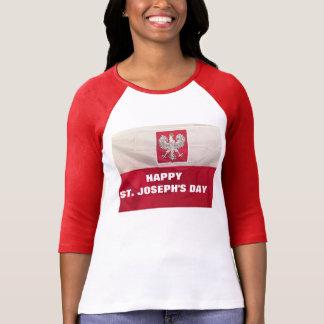 GLÜCKLICHEN ST JOSEPH TAG T-Shirt