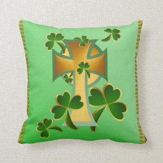 Glücklichen St Patrick Tag zu Ihnen! Kissen