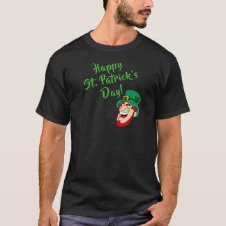 Glücklichen St Patrick Tagesspaß u. magischer T-Shirt