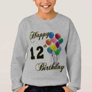 Glücklicher 12. Geburtstags-T - Shirt