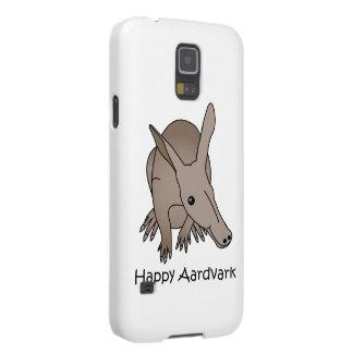 Glücklicher Aardvark Galaxy S5 Cover