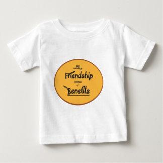 Glücklicher Affe Baby T-shirt