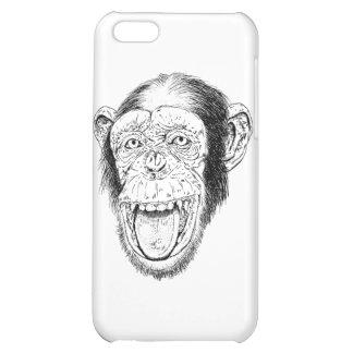 Glücklicher Affe Hüllen Für iPhone 5C