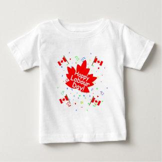 Glücklicher Arbeitstag Baby T-shirt