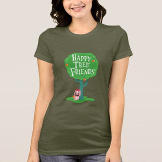 Glücklicher Baum T-Shirt