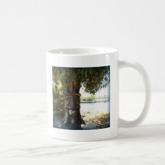 Glücklicher Baum Teetasse